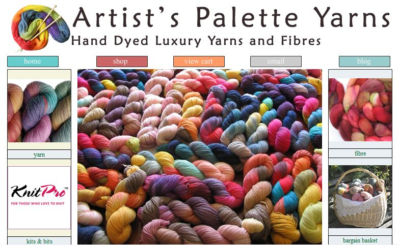 Artists Palette Yarns