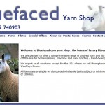 bluefaced