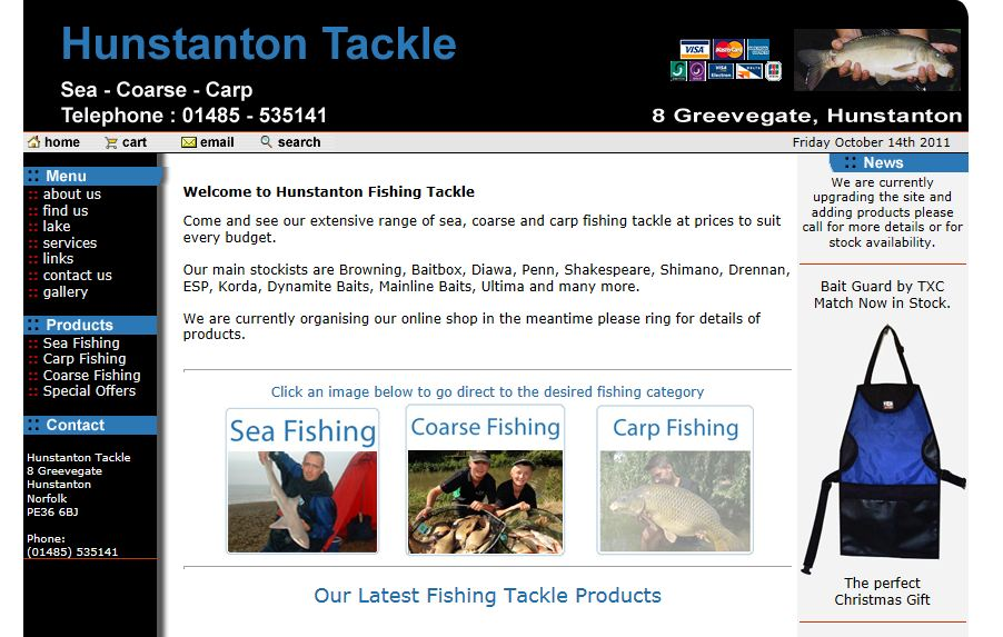 Hunstanton Tackle