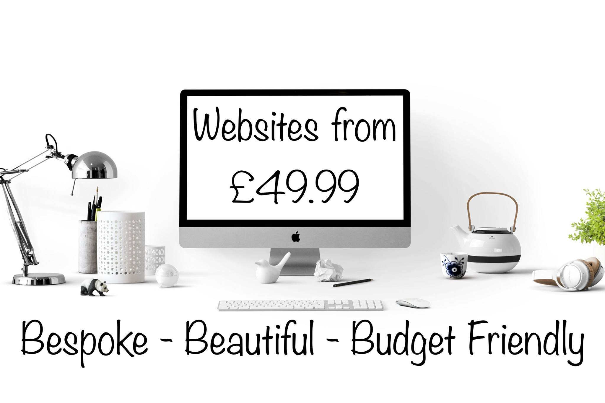 Websites from £49.99